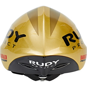 Rudy Project Boost Pro Fietshelm, gold shiny